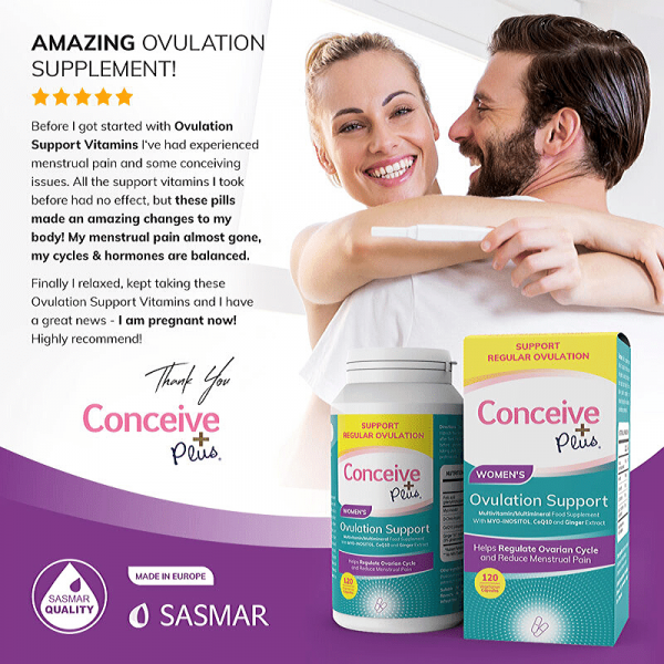 ovulation pcos reviews cp uk conceive