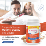 support sperm quality motility